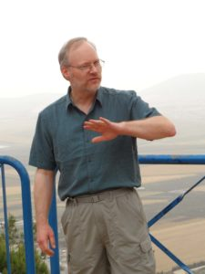 "Telling ""Rejected in Nazareth"" on Mount Precipice, Israel"